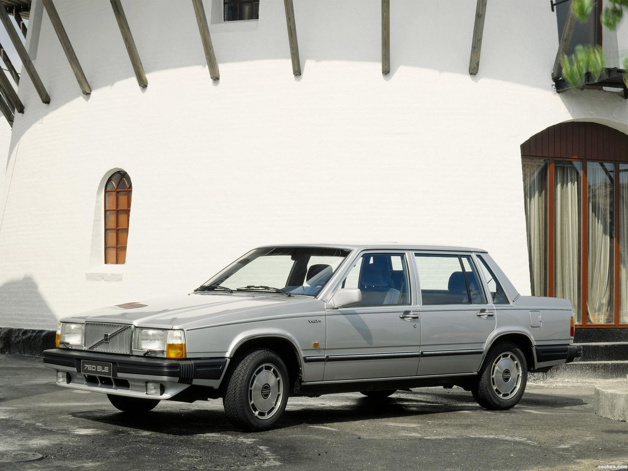 Foto 0 de Volvo 760 GLE 1982