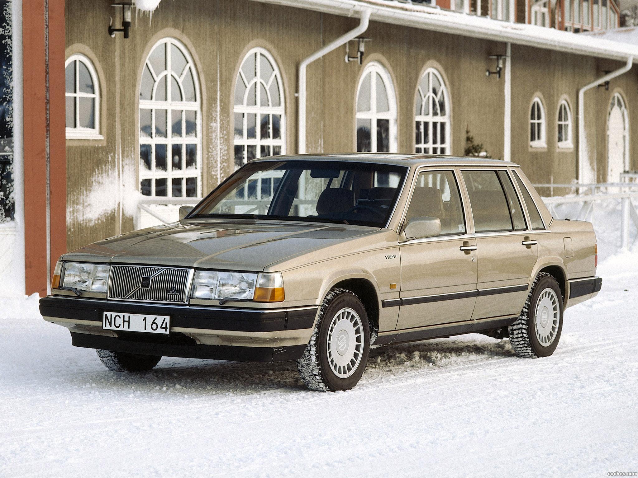 Foto 0 de Volvo 760 GLE 1988