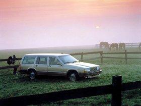 Ver foto 3 de Volvo 760 GLE Combi 1984