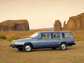 Ver foto 2 de Volvo 760 GLE Combi 1984