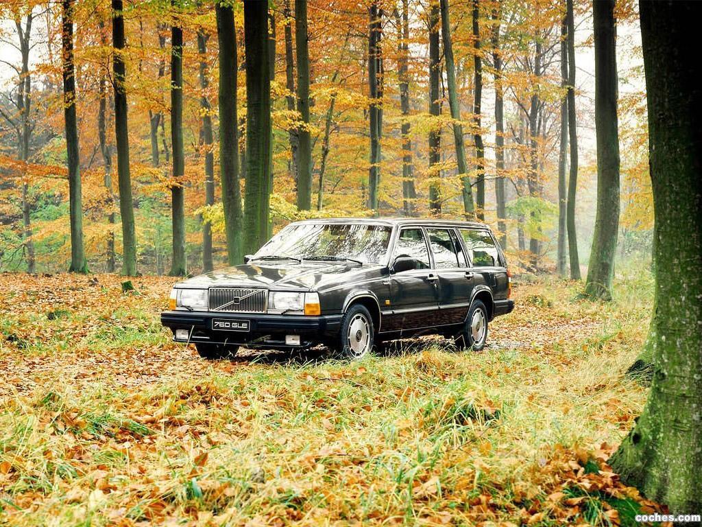 Foto 0 de Volvo 760 GLE Combi 1984