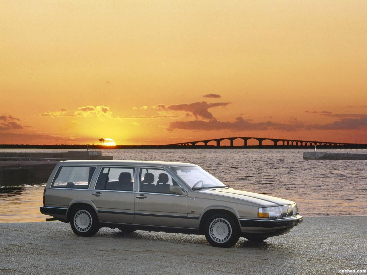 Foto 0 de Volvo 760 GLE Combi 1988