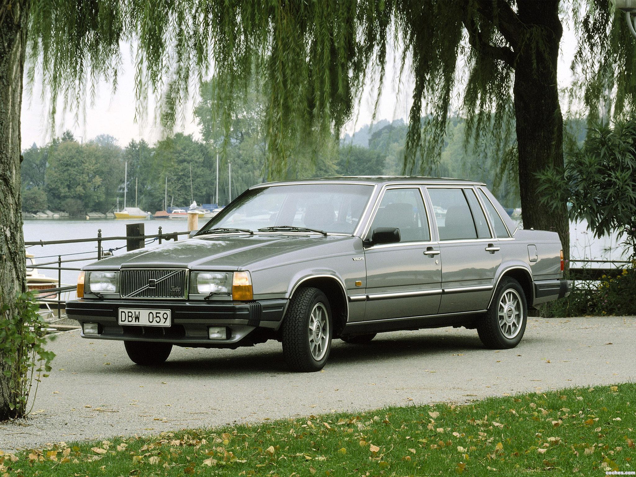 Foto 0 de Volvo 760 Turbo 1984