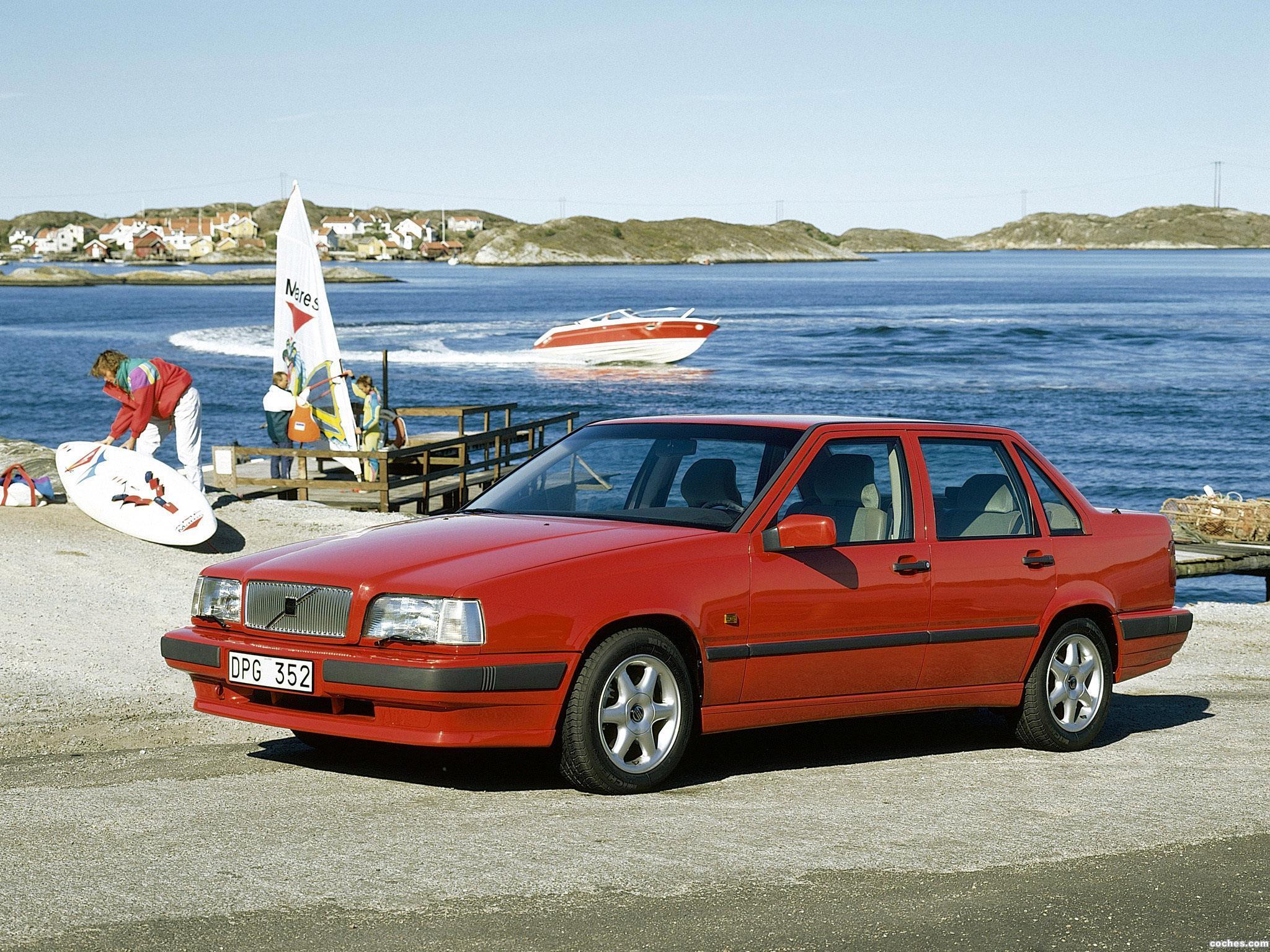 Foto 0 de Volvo 850 1991