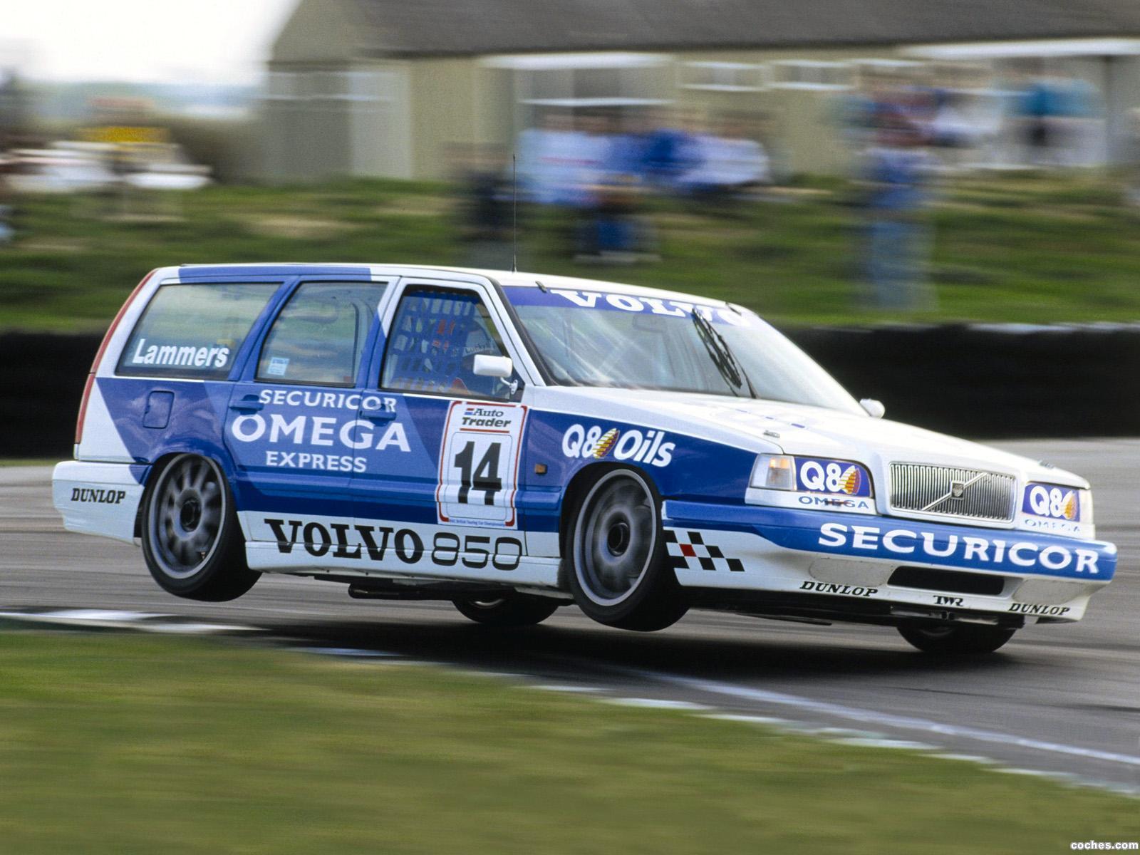 Foto 0 de Volvo 850 Kombi TWR BTCC 1994
