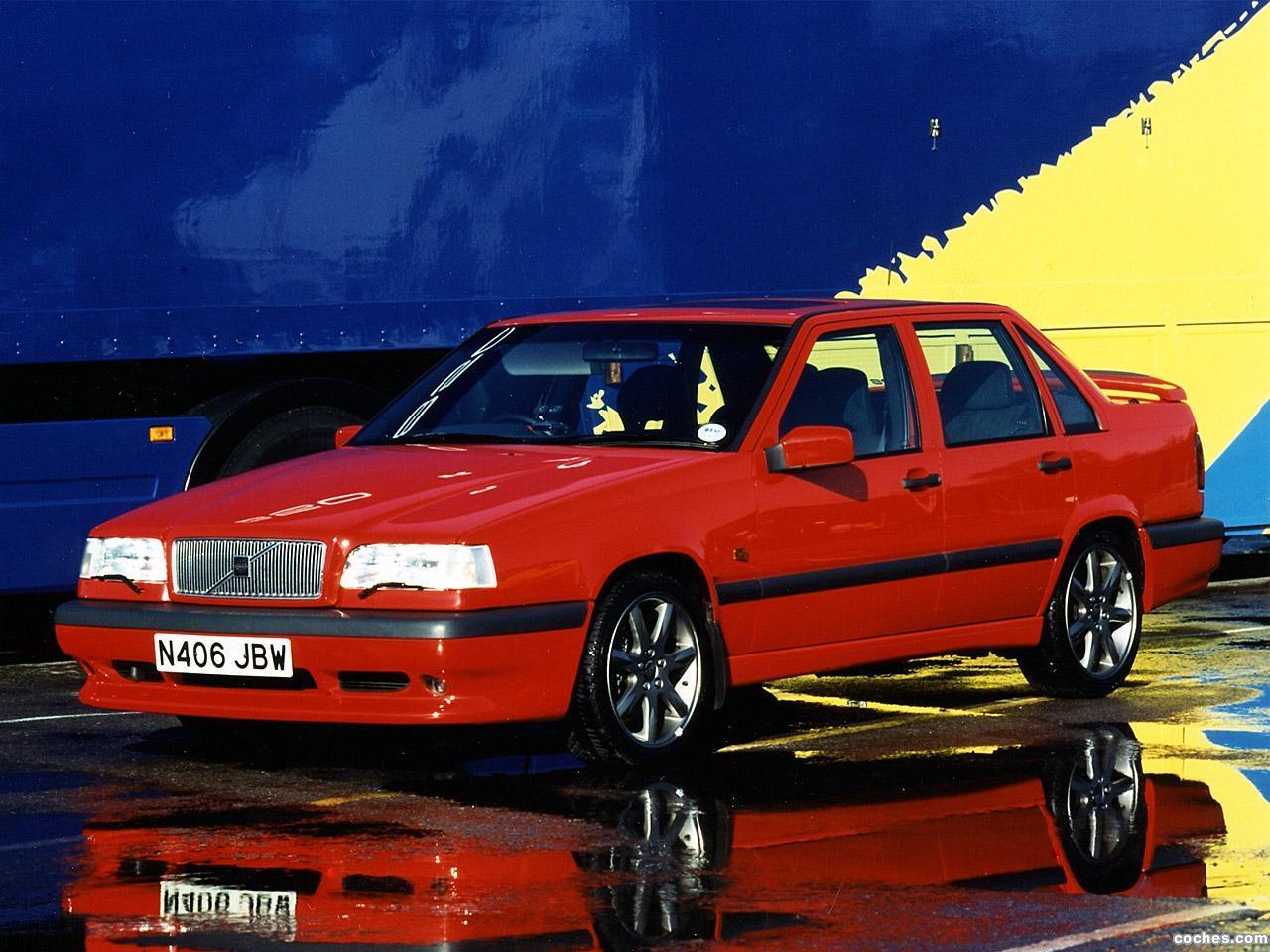 Foto 0 de Volvo 850 R 1996