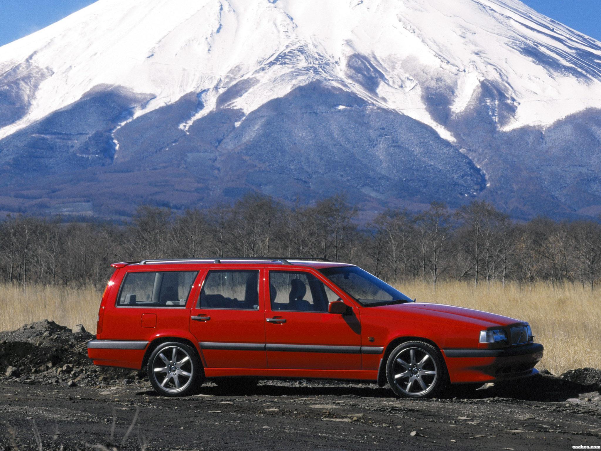 Foto 0 de Volvo 850 R Kombi 1996