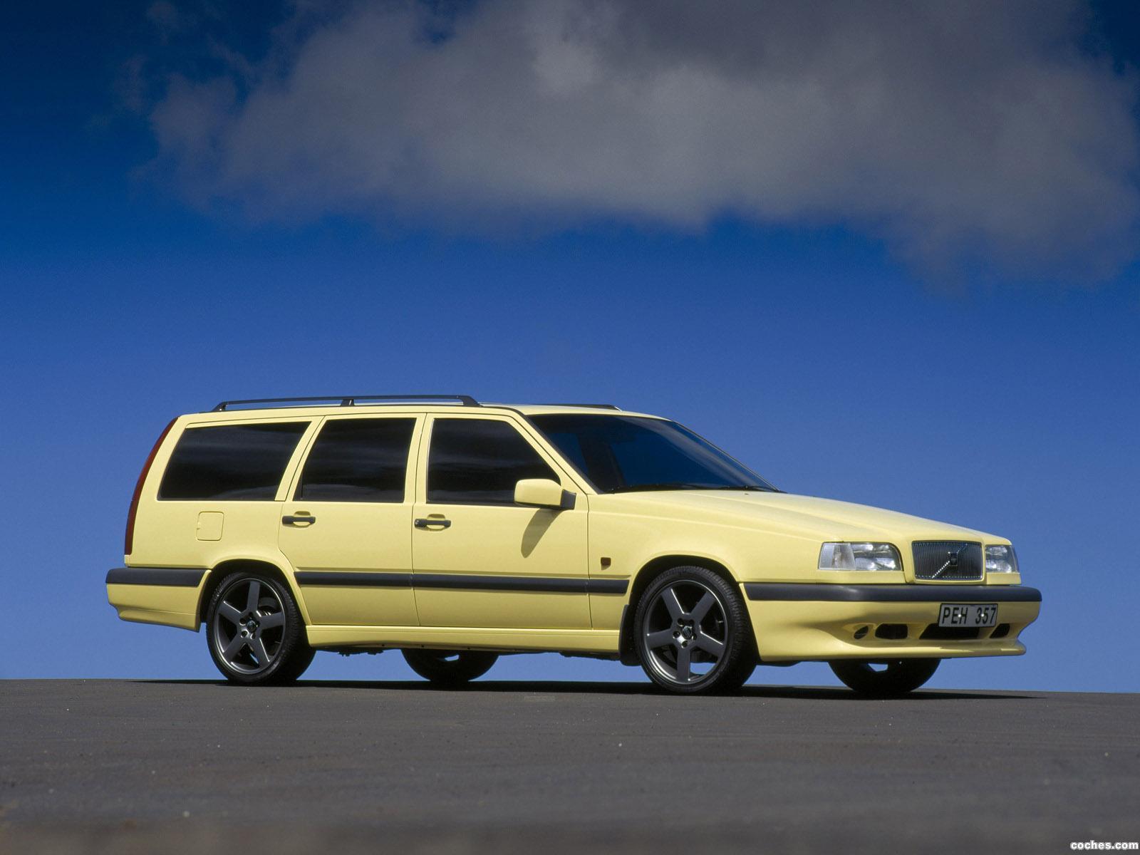 Fotografía de Volvo 850 t5 r