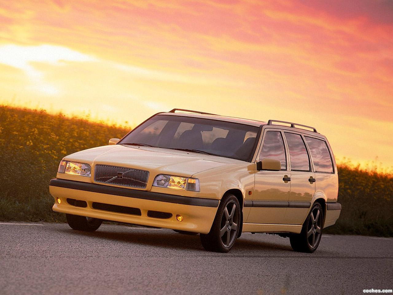 fotos de volvo 850 t5 r kombi 1995 foto 1. Black Bedroom Furniture Sets. Home Design Ideas