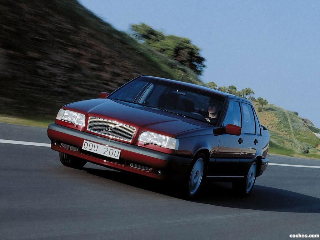 Foto 2 de Volvo 850 Turbo 1993