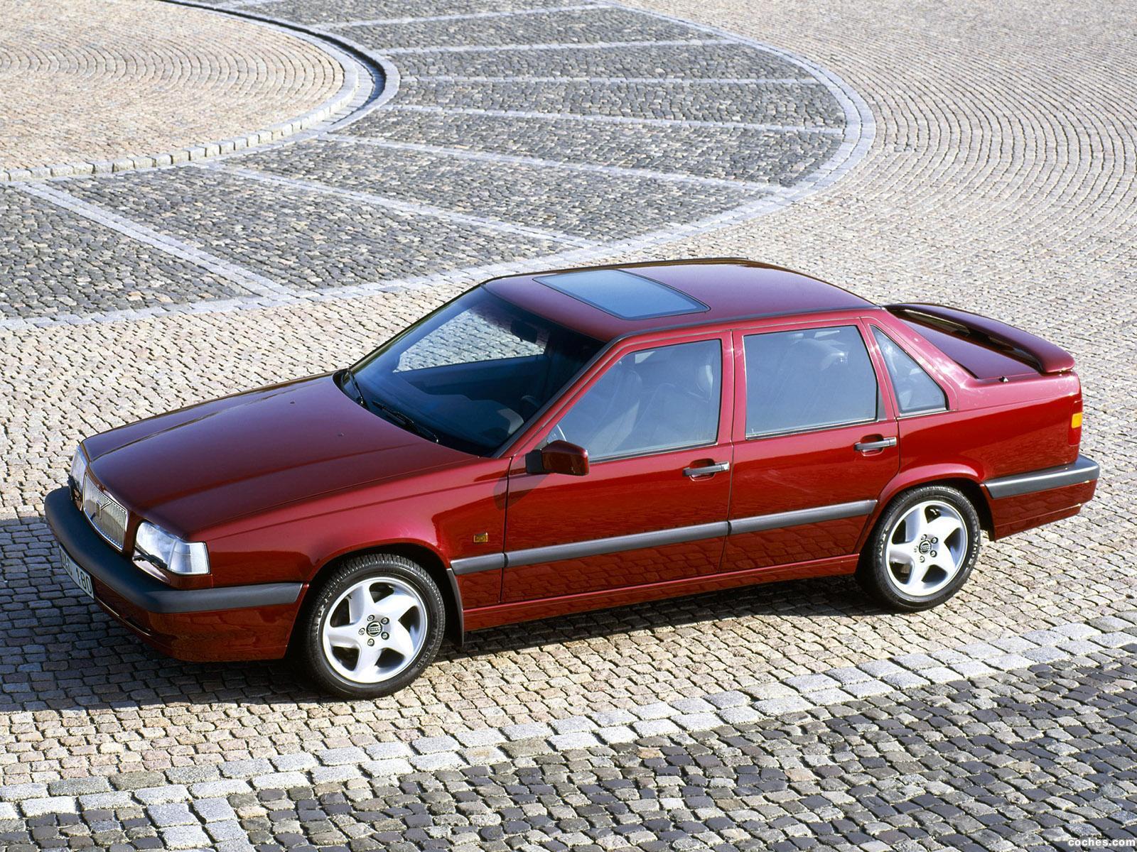 Foto 0 de Volvo 850 Turbo 1993