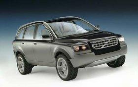 Ver foto 1 de Volvo ACC Adventure Concept Car 2001