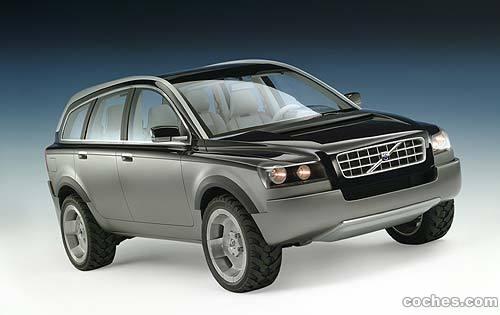 Foto 0 de Volvo ACC Adventure Concept Car 2001