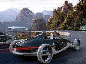 Ver foto 2 de Volvo Air Motion Concept 2010
