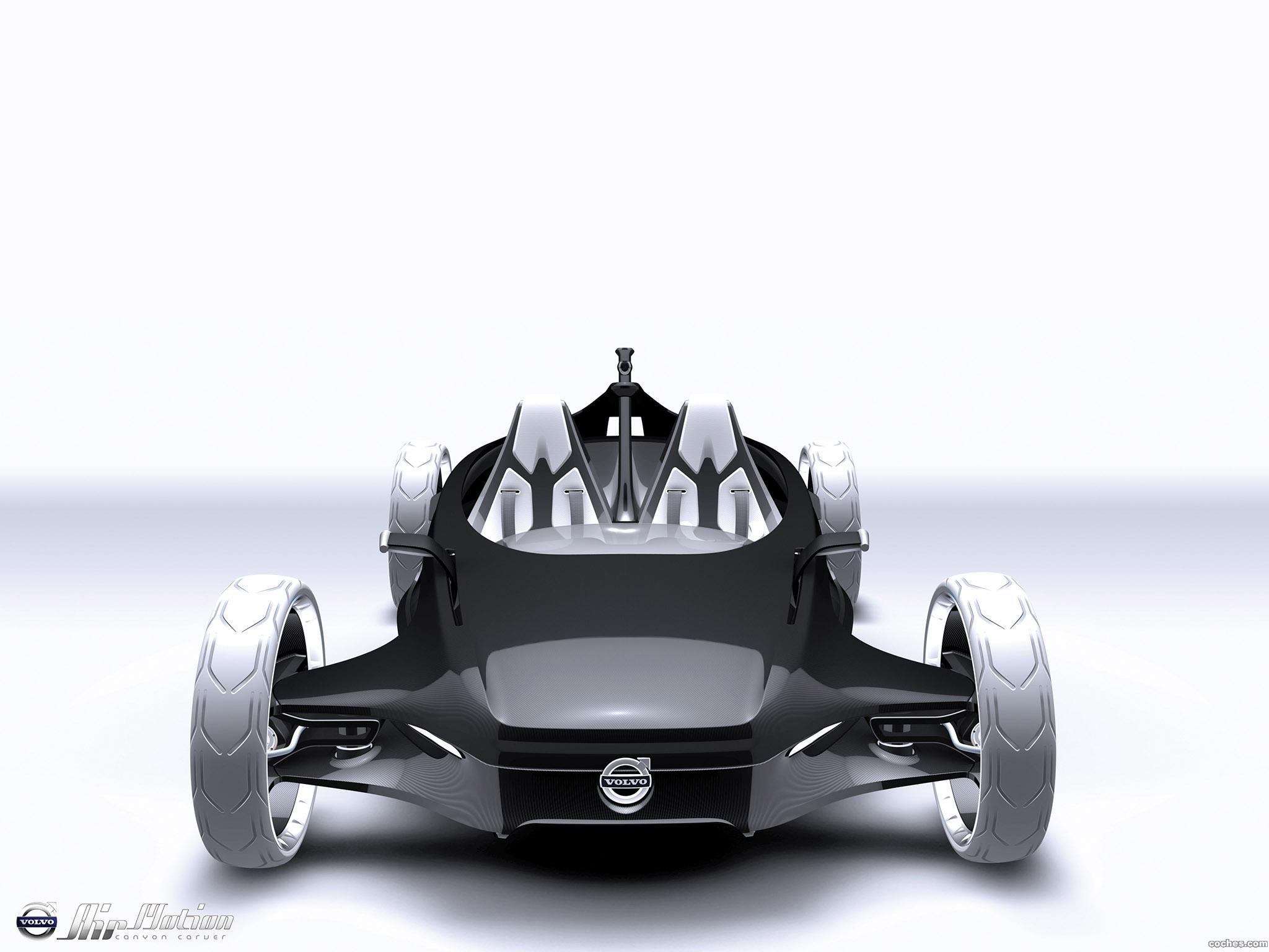 Foto 0 de Volvo Air Motion Concept 2010