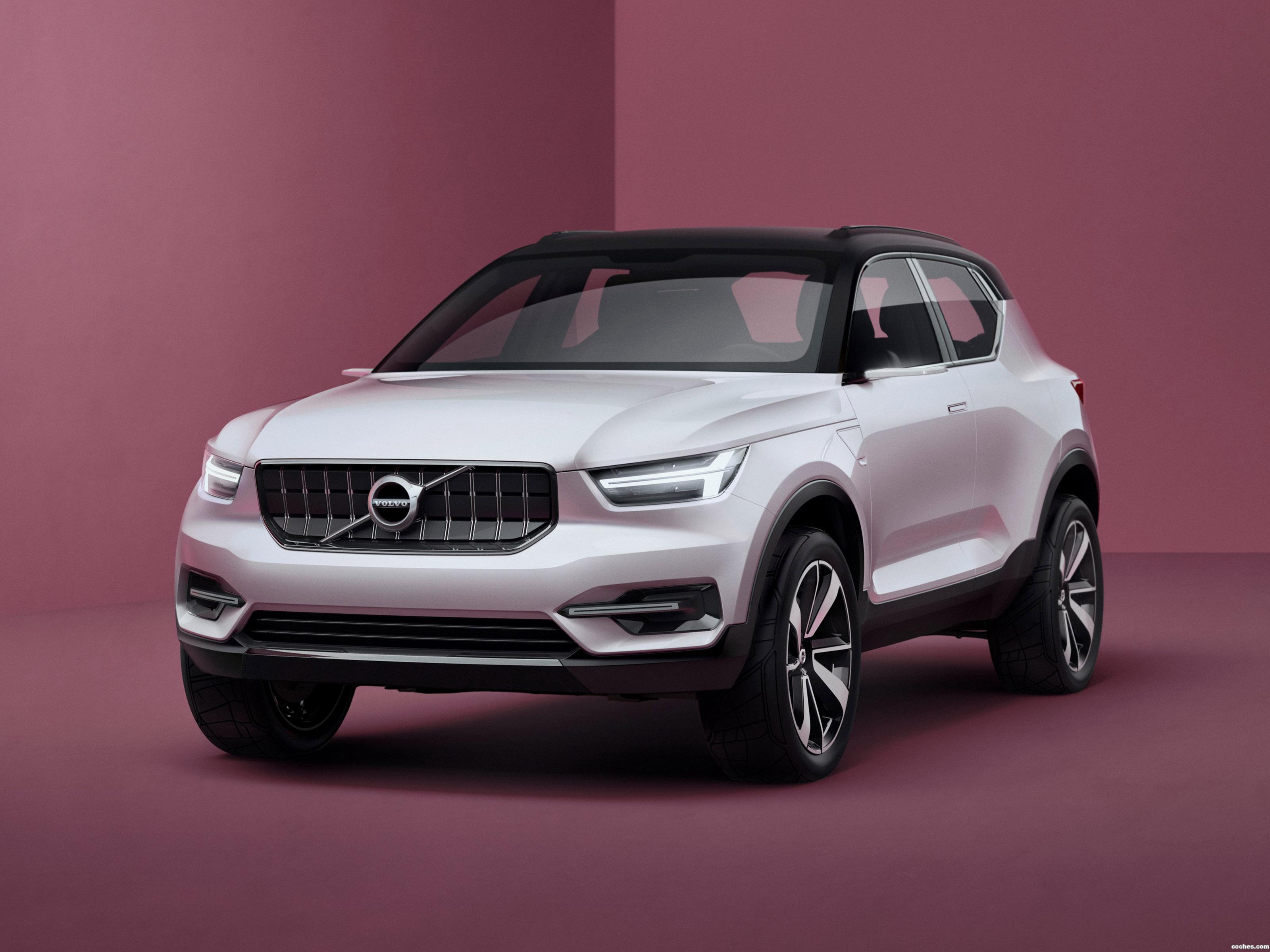 Foto 0 de Volvo Concept 40.1 2016