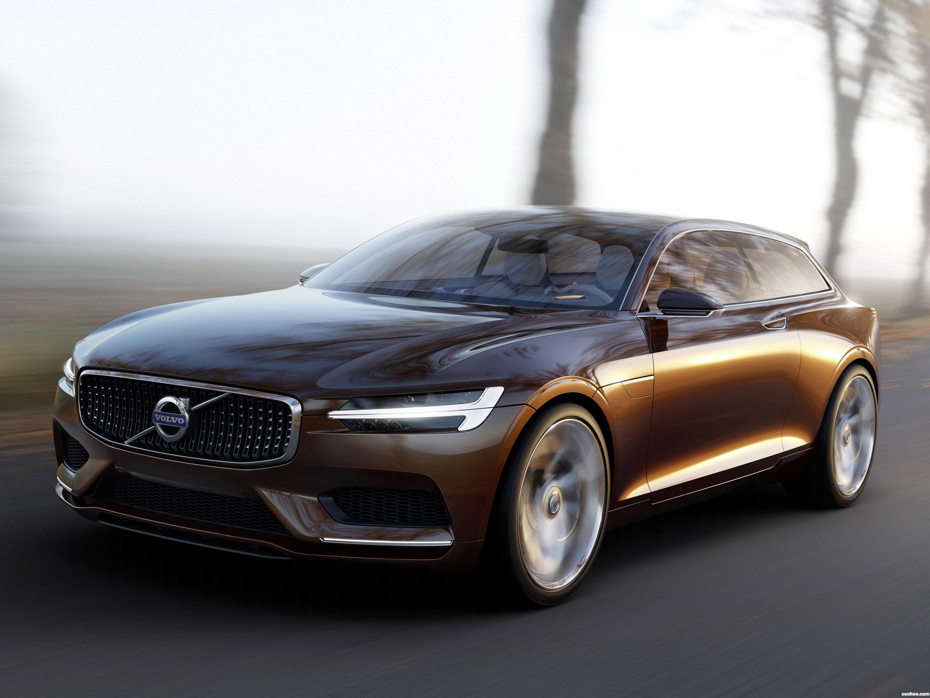 Foto 0 de Volvo Concept Estate 2014