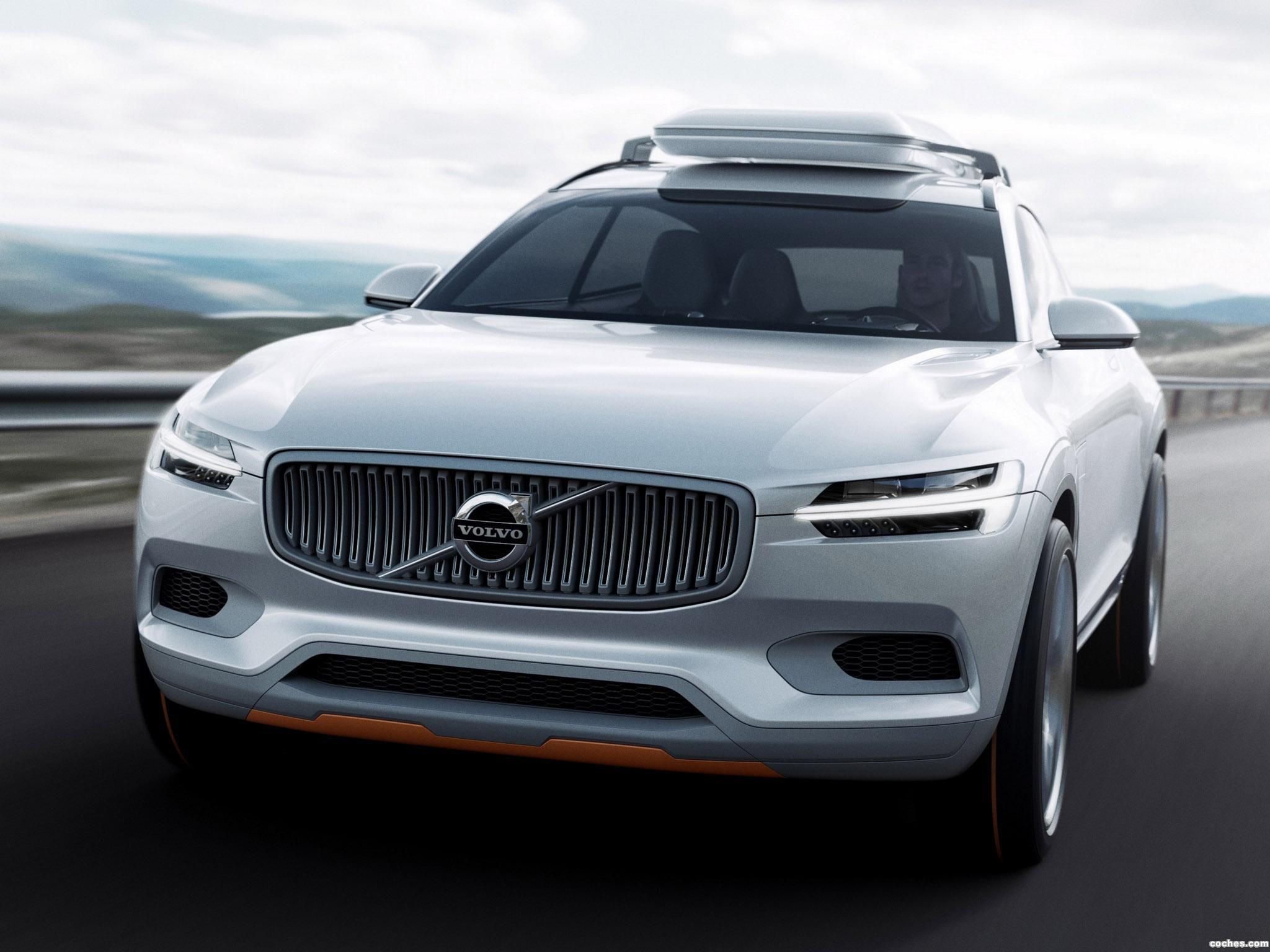 Foto 0 de Volvo Concept XC Coupe 2014