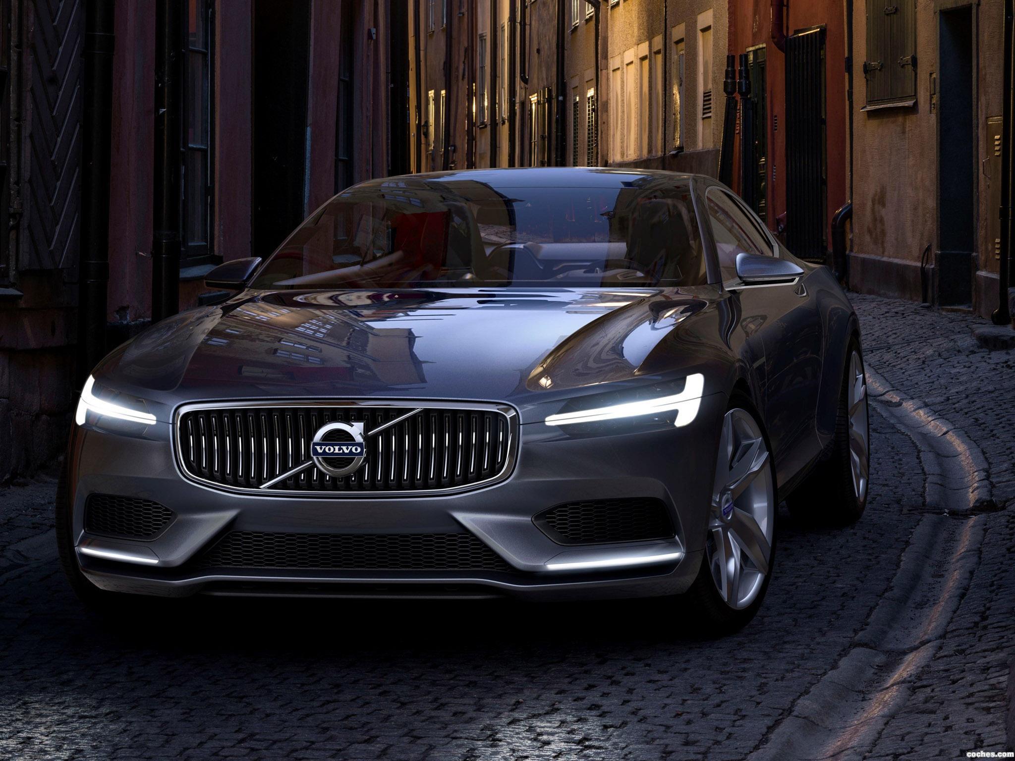 Foto 0 de Volvo Coupe Concept 2013