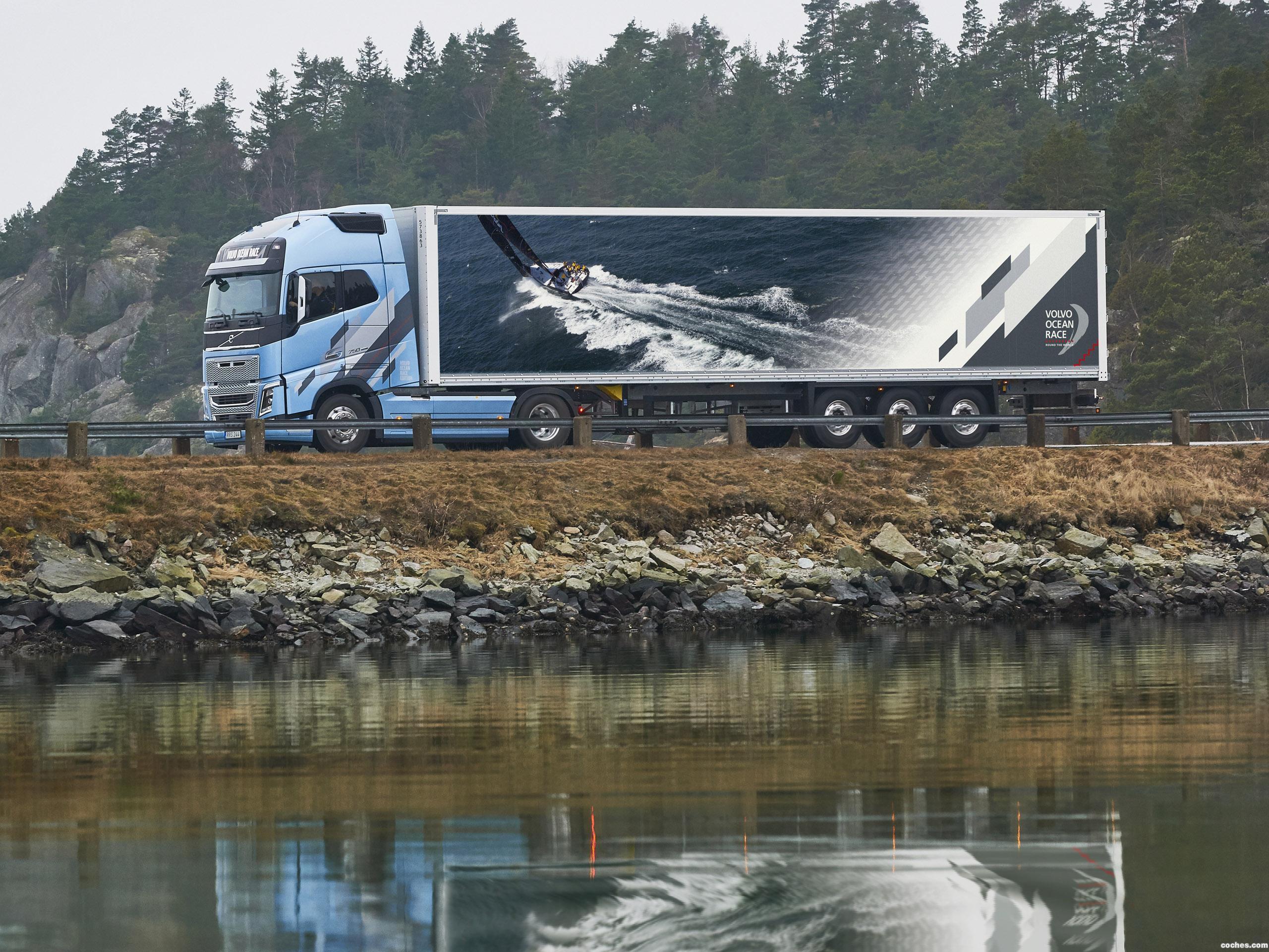 Foto 3 de Volvo FH16 750 4x2 2017