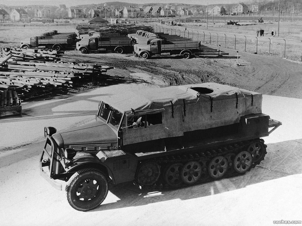 Foto 0 de Volvo HBT 1943