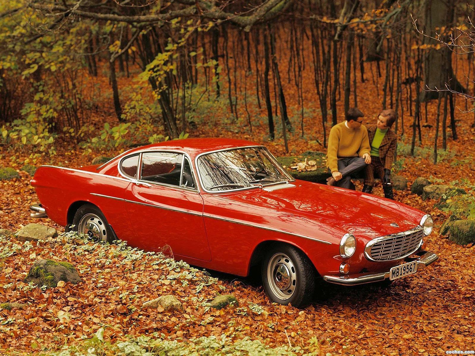 Foto 0 de Volvo P1800 1960