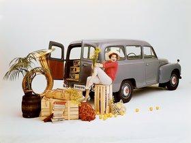 Ver foto 10 de Volvo P210 1960