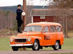 Ver foto 9 de Volvo P210 1960