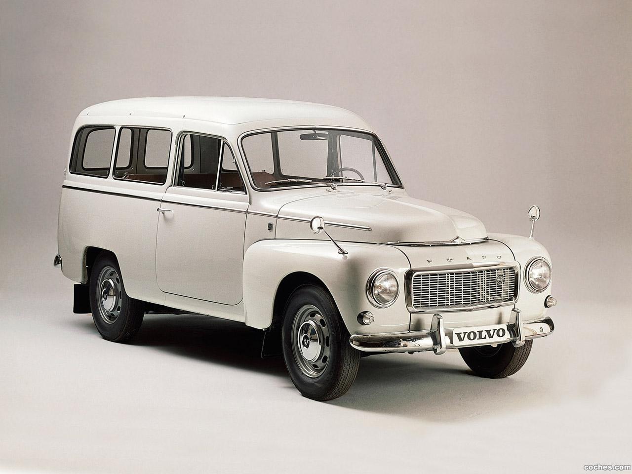 Foto 0 de Volvo P210 1960