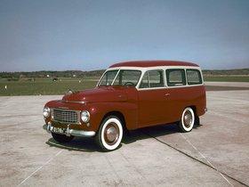 Ver foto 11 de Volvo PV445 PH Duett 1958
