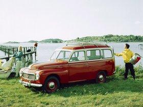 Ver foto 1 de Volvo PV445 PH Duett 1958