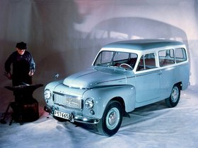 Ver foto 10 de Volvo PV445 PH Duett 1958