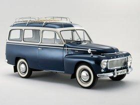 Ver foto 6 de Volvo PV445 PH Duett 1958