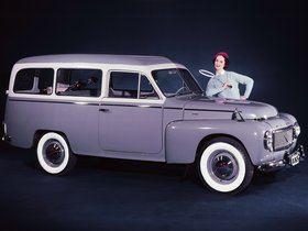Ver foto 4 de Volvo PV445 PH Duett 1958