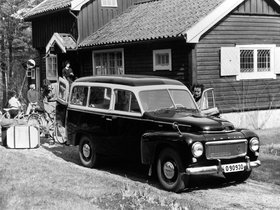 Ver foto 3 de Volvo PV445 PH Duett 1958