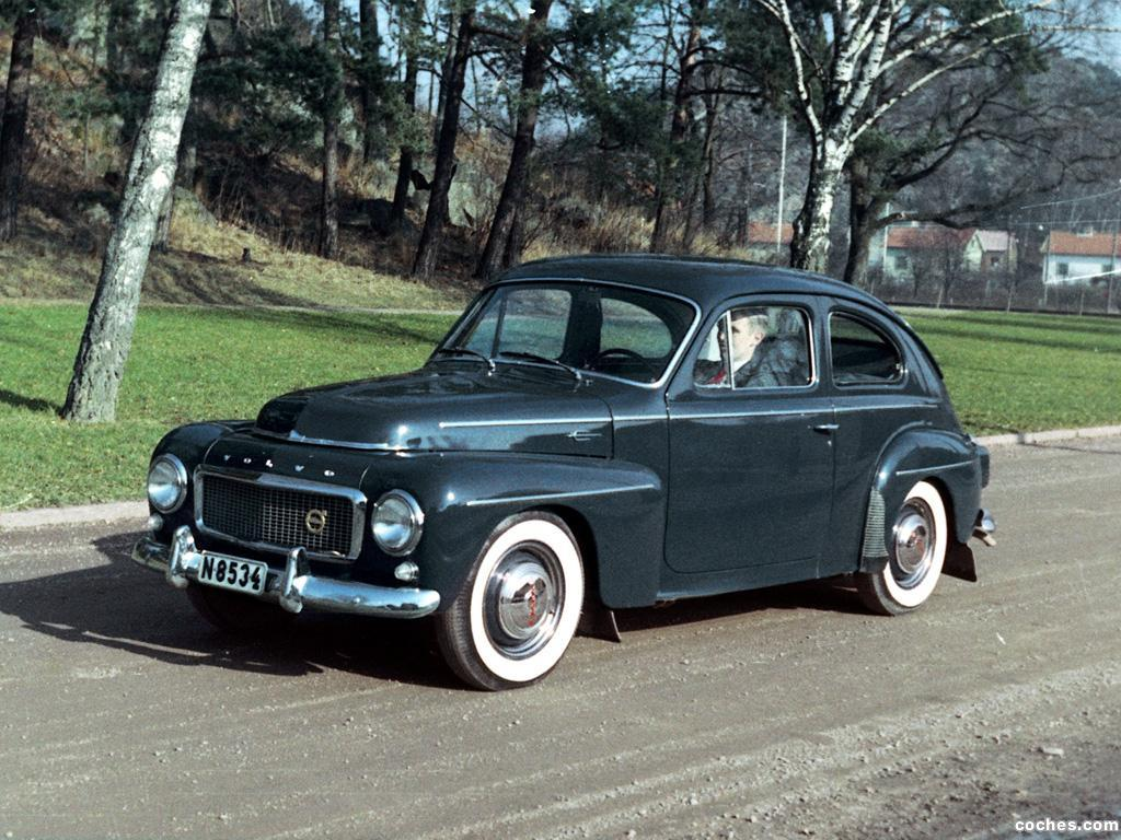 Foto 0 de Volvo PV544 A 1959