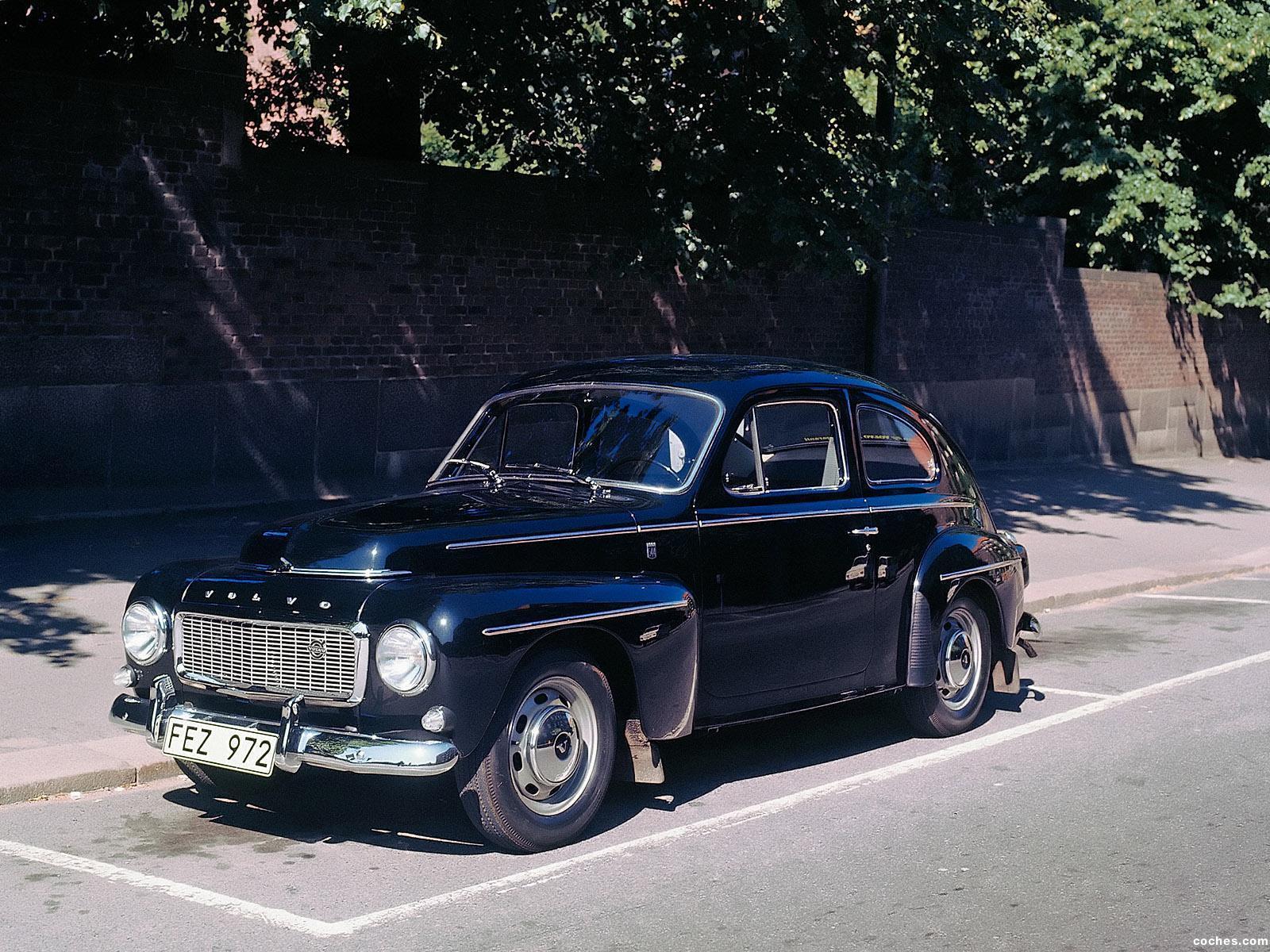 Foto 0 de Volvo PV544 F Sport  1964