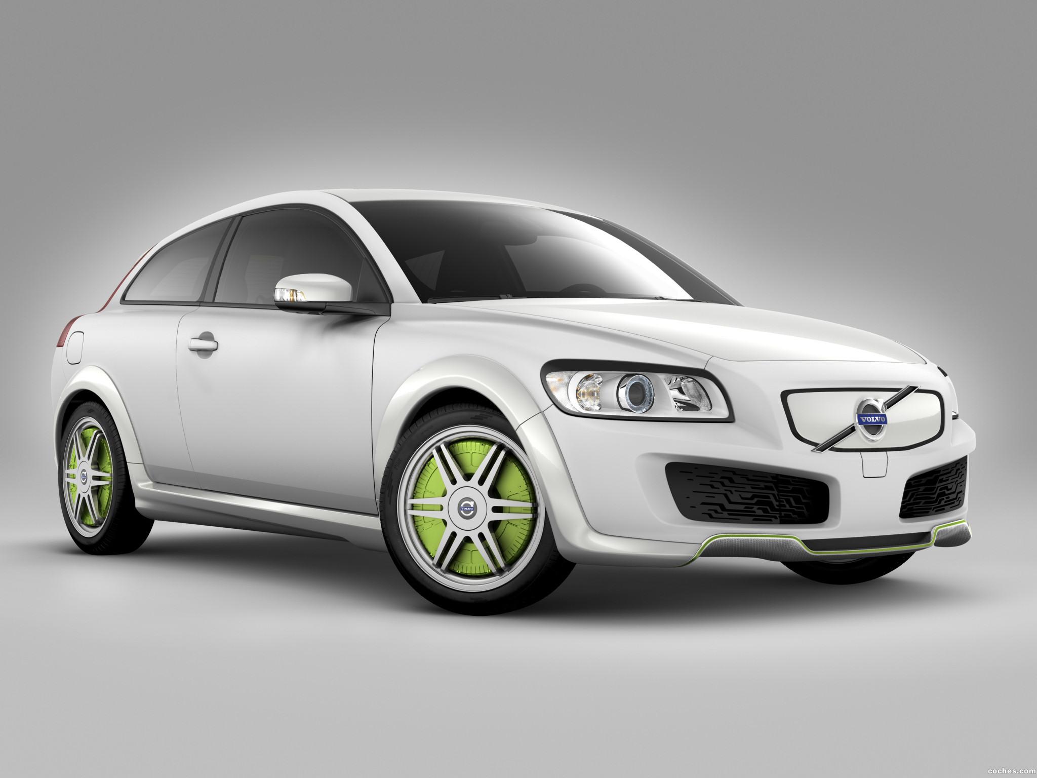 Foto 0 de Volvo ReCharge Concept 2007