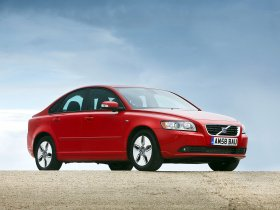 Ver foto 10 de Volvo S40 DRIVe Efficiency 2009