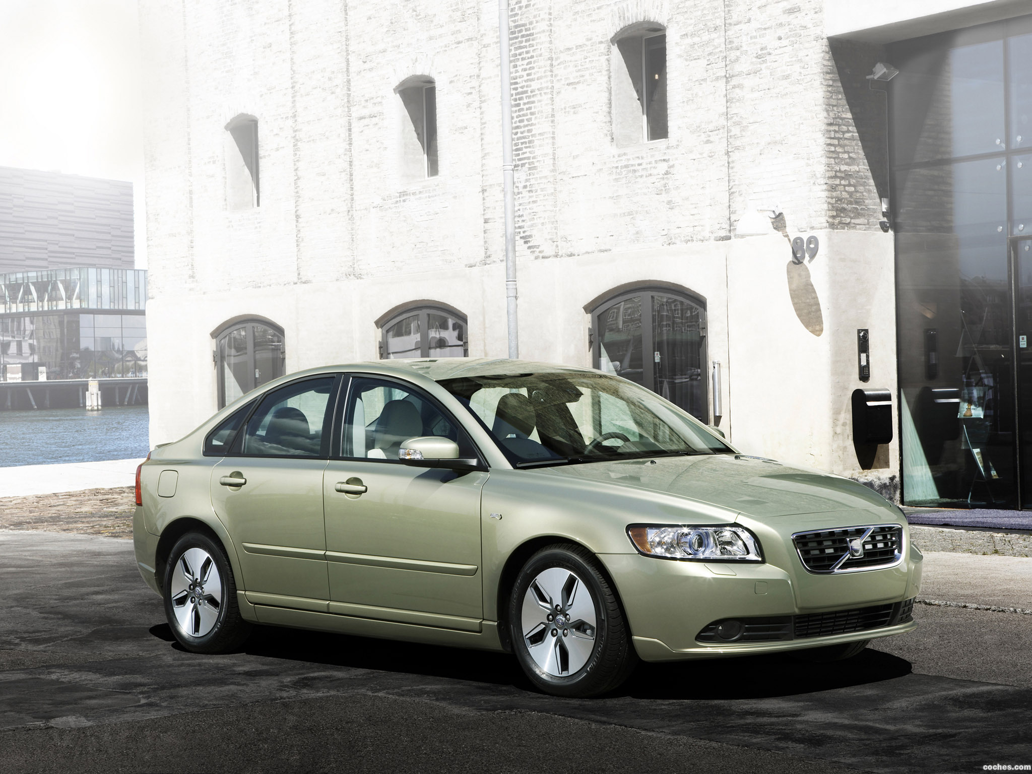 Foto 0 de Volvo S40 DRIVe Efficiency 2009