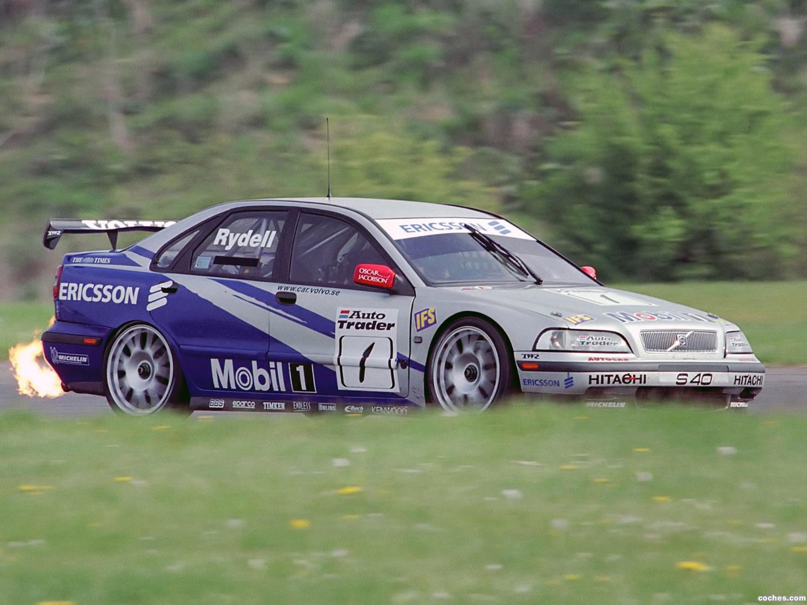 Foto 4 de Volvo S40 TWR BTCC 1997
