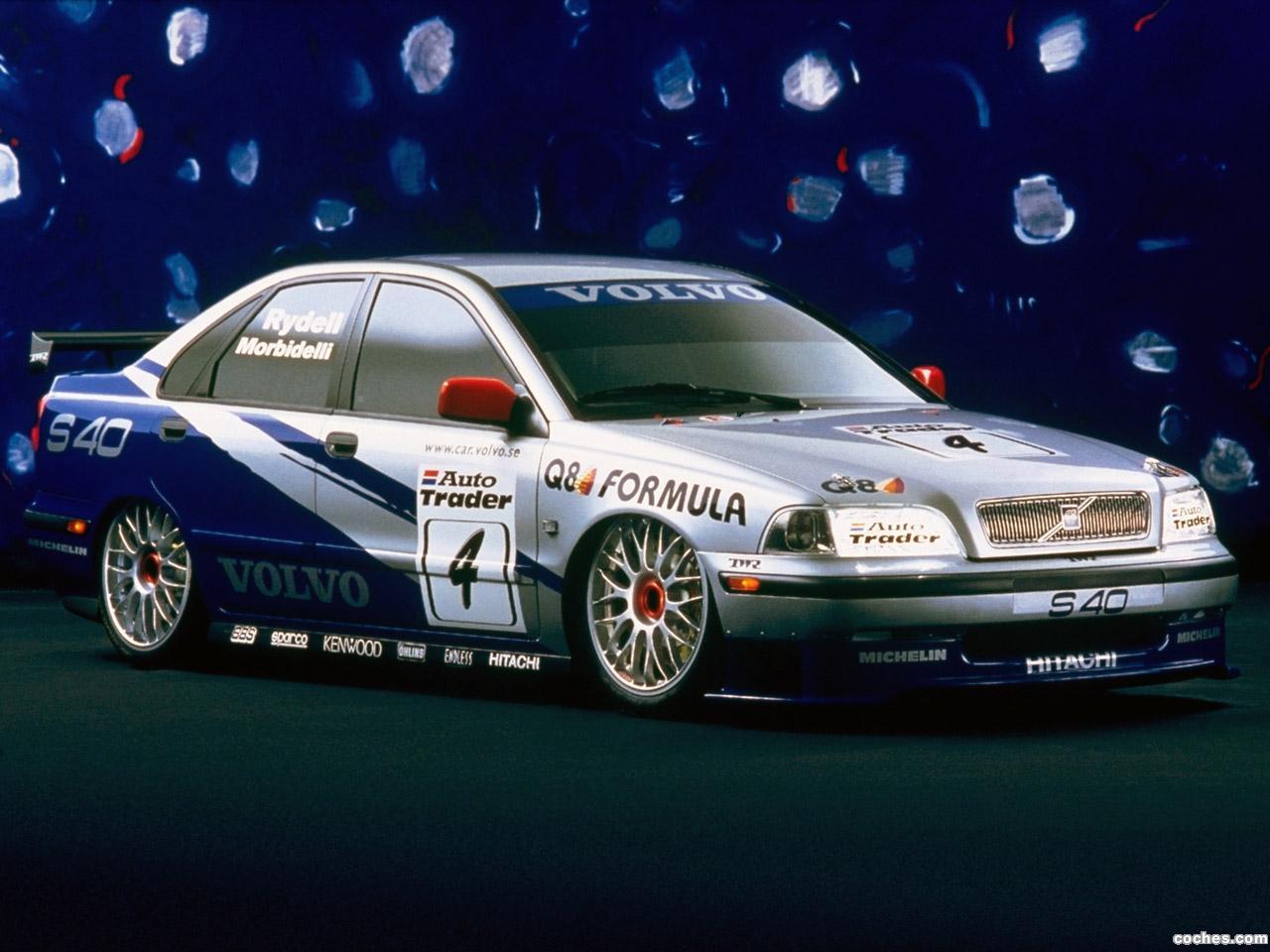 Foto 2 de Volvo S40 TWR BTCC 1997