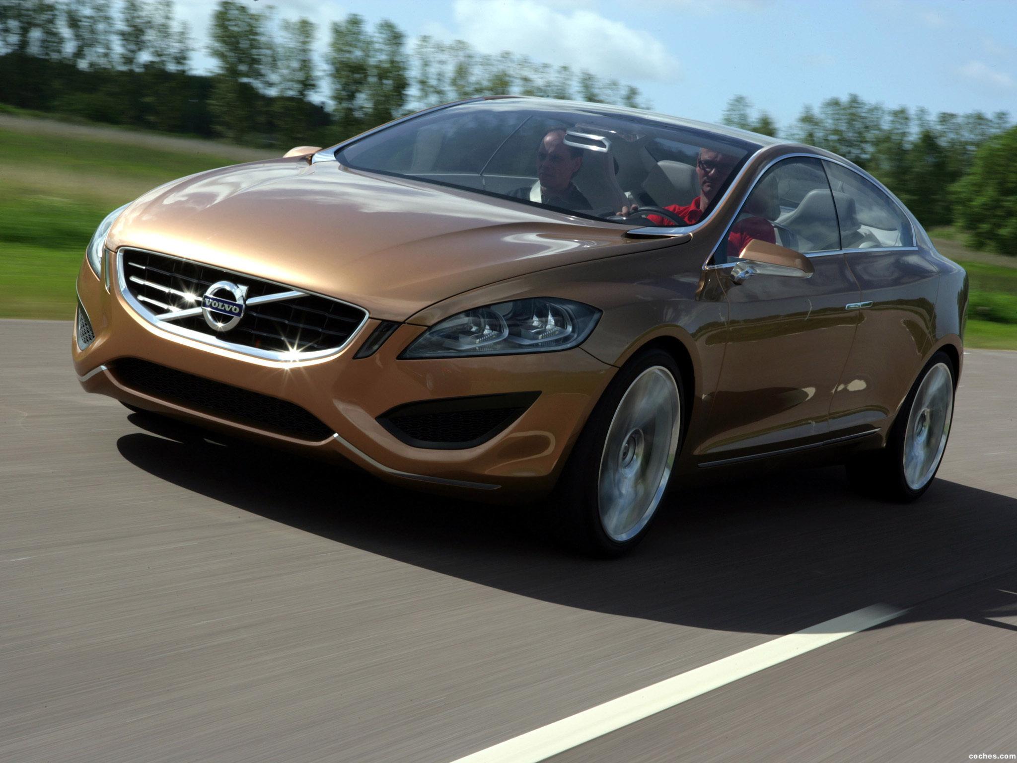 Foto 0 de Volvo S60 Concept 2008