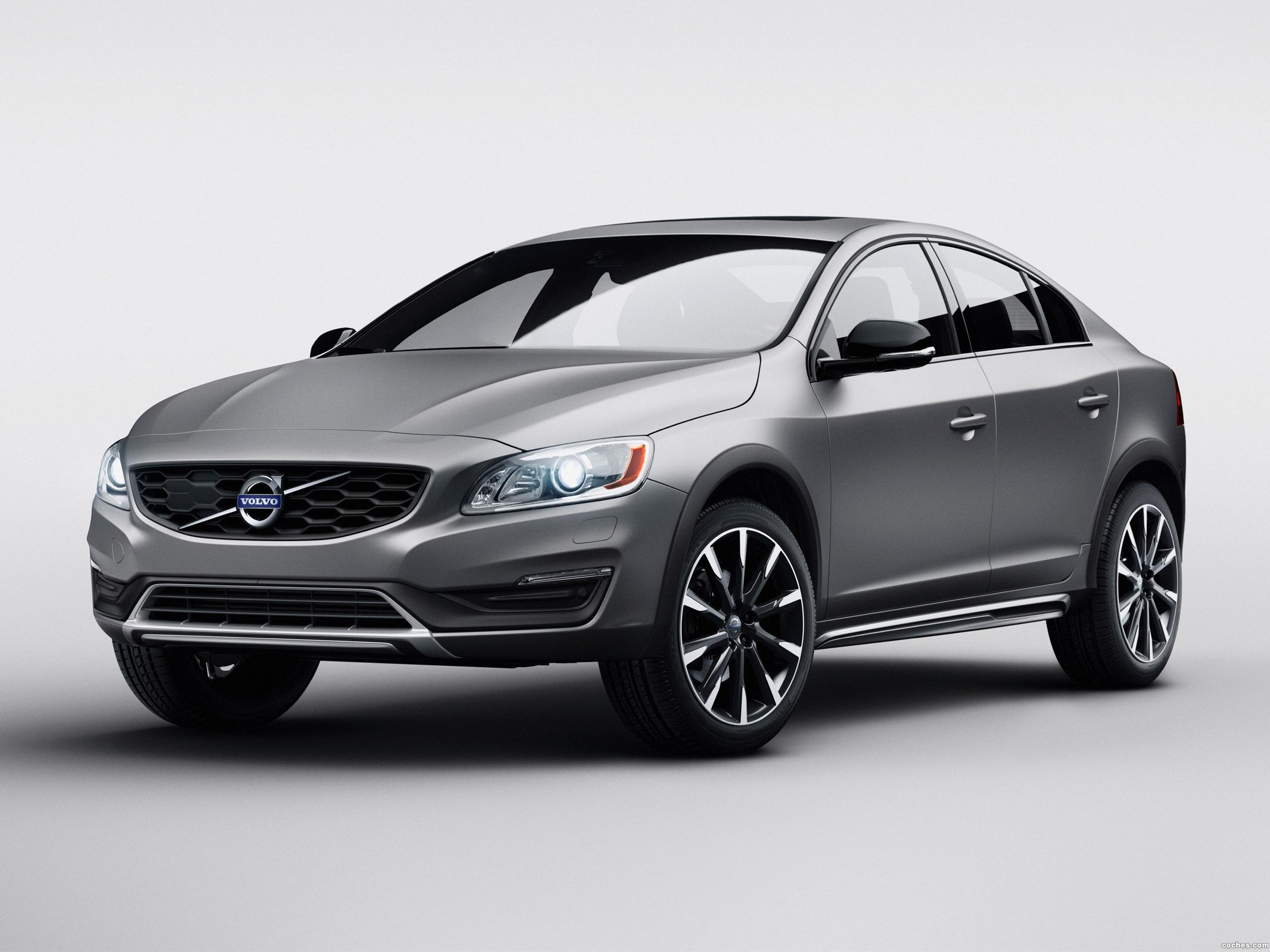 Foto 0 de Volvo S60 Cross Country 2015