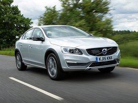 Ver foto 3 de Volvo S60 Cross Country UK 2015