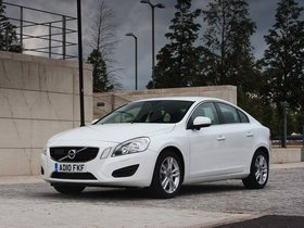 Fotos de Volvo S60 D3 UK 2010