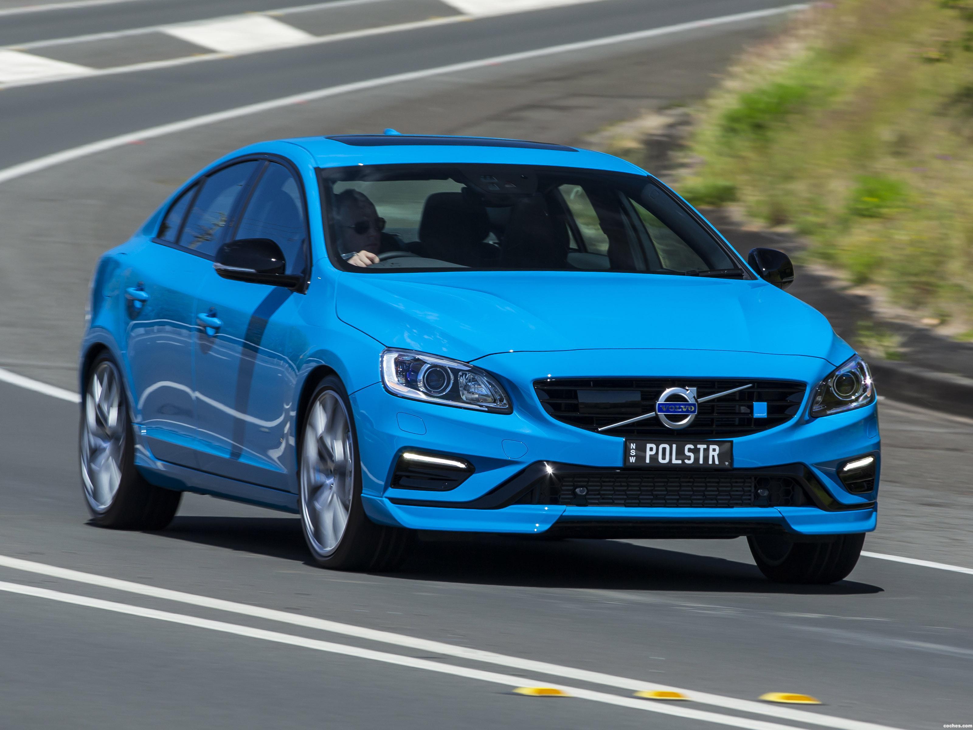 Foto 0 de Volvo S60 Polestar Australia 2014