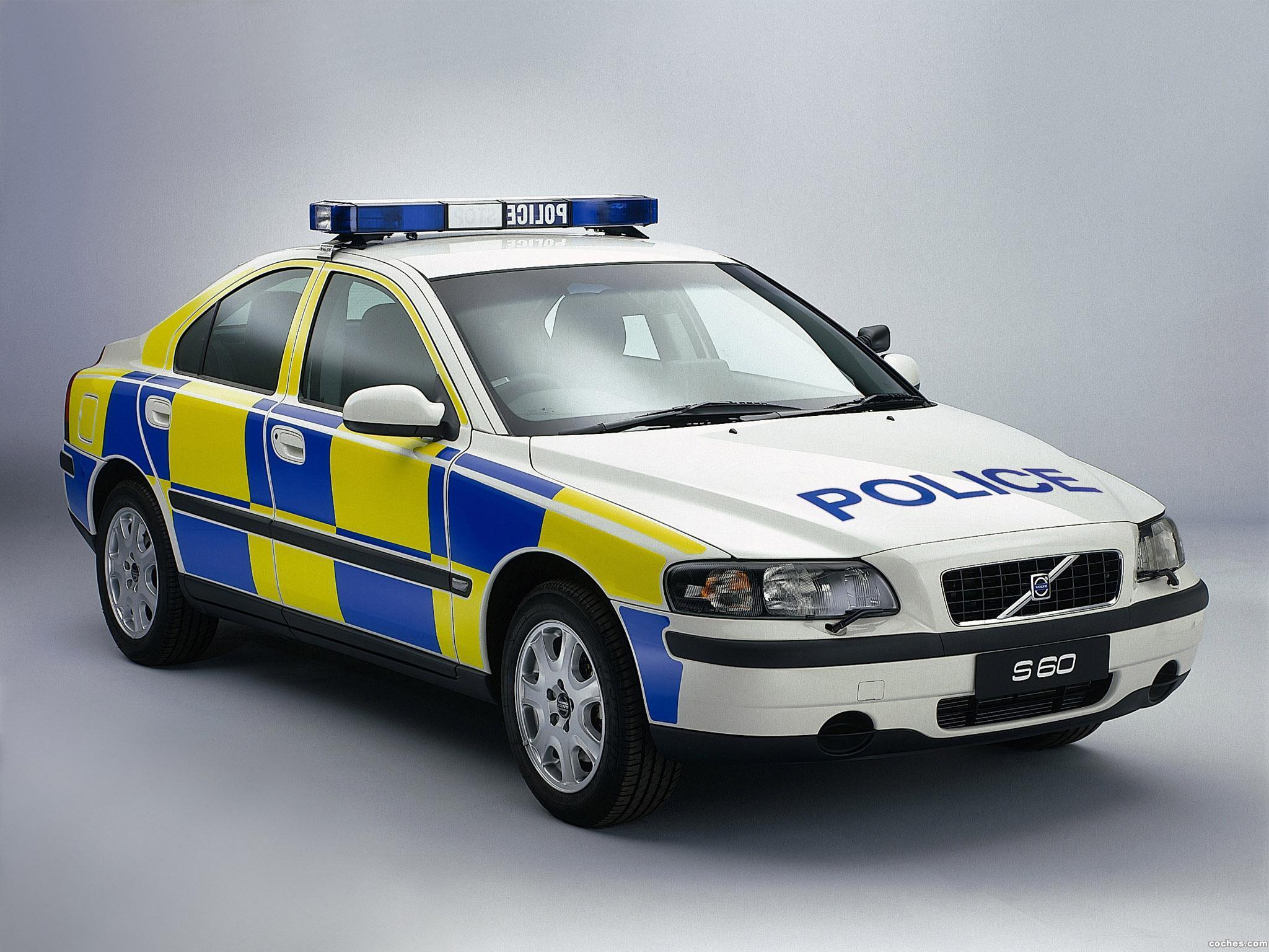 Foto 0 de Volvo S60 Police 2000