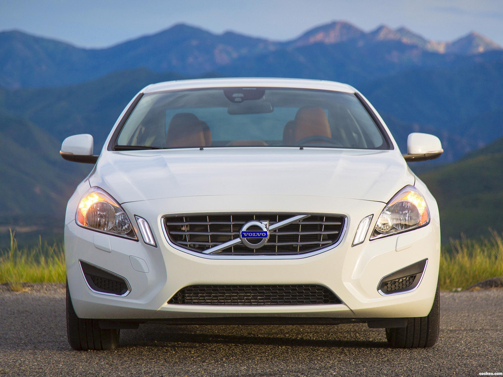Foto 1 de Volvo S60 T5 USA 2010
