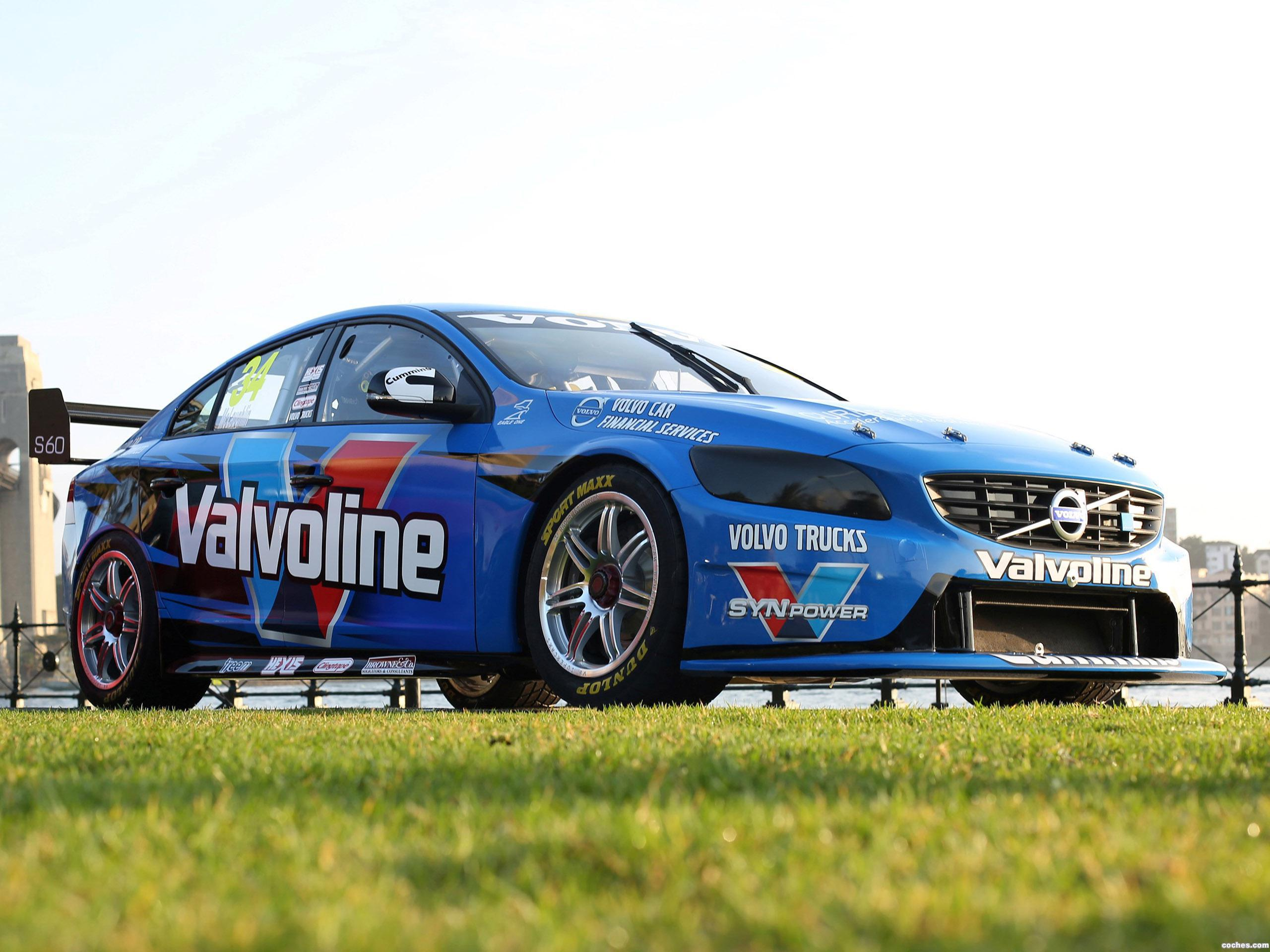 Foto 0 de Volvo S60 V8 Supercars 2014